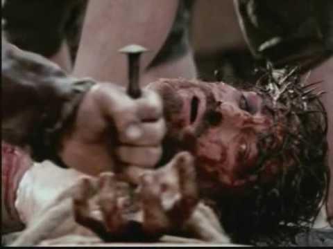 sobre la cruz
