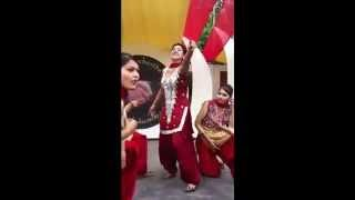 Lakk 28 kudi da,47 Weight- Hot punjabi Girl dance