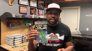 G Funk Baits Gold Blade Review