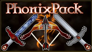 ★ Minecraft PvP Texture Pack PhoenixPack ★