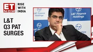 L&T's Finance Holding's Dinanath Dubhashi talks about the factors responsible for stable Q3