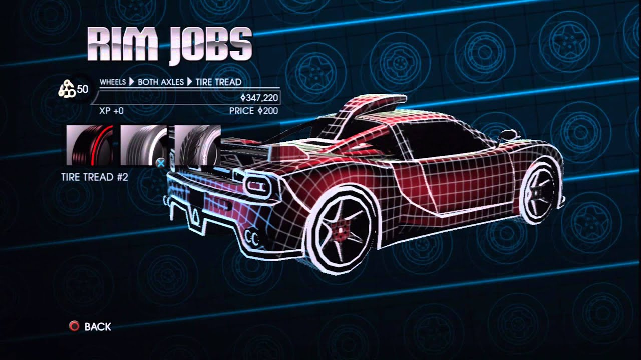 Customize Uncustable Cars Glitch Saints Row 4 Glitch