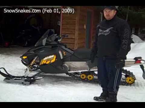 0 The Worlds Easiest Snowmobile Dolly System
