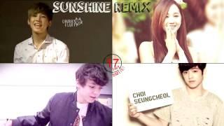 SUNSHINE REMIX - Seventeen x Yoo ara