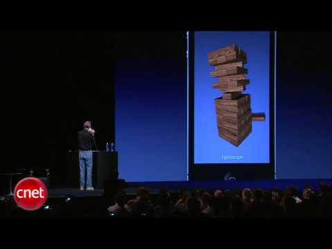 iPhone 4's new gyroscope