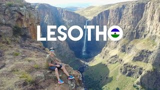 Africa's biggest secret !!! NEW FULL VERSION / Lesotho // Vlog 023