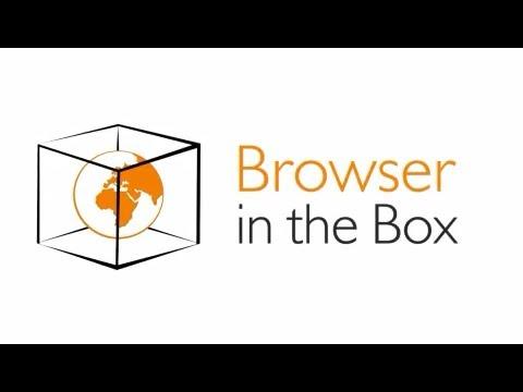 Sicher Surfen - Browser in the box