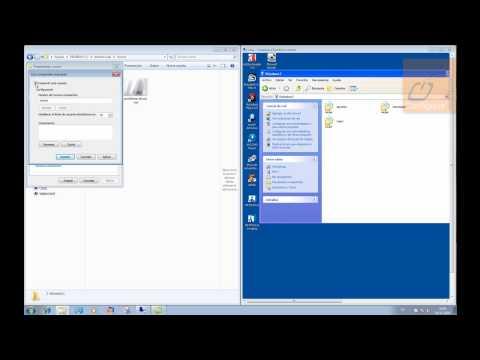 Compartir archivos en red entre Windows 7 y XP o Vista