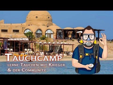 Tauchen lernen mit Krieger -  Tauchcamp im Februar für Anfänger
