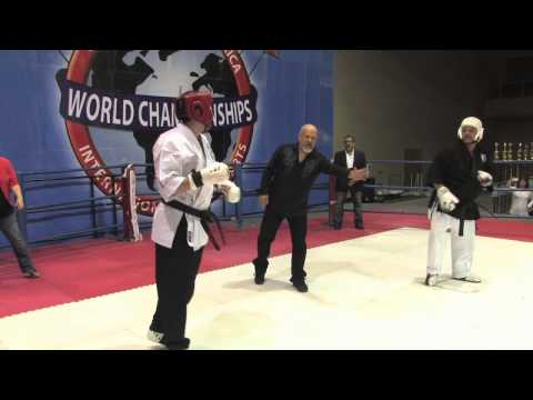 IMAC USA World Championships 2013 Martial Arts with Stan Witz, Riviera Hotel Las Vegas