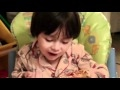Baby is Dominos Pizza Crazy !! Video