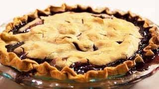 Classic Berry Pie from Frozen Berries