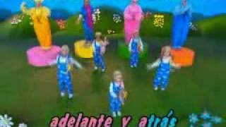 xuxa solamente para bajitos - 13 baile del mono.flv