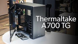 Thermaltake A700 TG unboxing & teardown