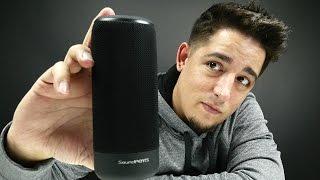 Wireless Speaker - BASS BOOSTED!