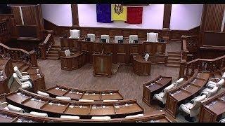 În Parlamentul RM se discută violențele din #aprilie2009