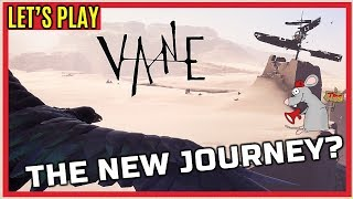 VANE Is Pretty But Not A Great Game