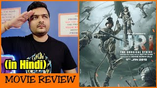 URI: The Surgical Strike - Movie Review
