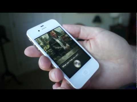 Apple iPhone 4s Features Review And Test with Siri