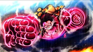 [Anime Strong World] Luffy Mugivara - 4 Gear Rework!