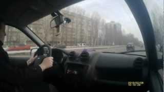 Lada Granta - тест-драйв