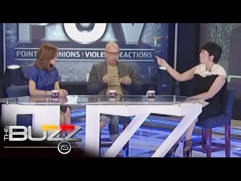 Kris and Toni reacts on the fight scene of Monica and Nicole