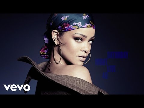 download lagu Rihanna - Bitch Better Have My Money Live On SNL gratis