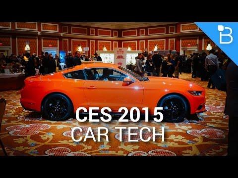 The Most Badass Car Tech - CES 2015