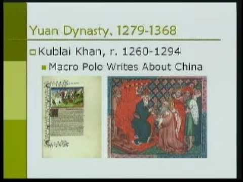Asian Civilization-Part22-Mongol Empire (1241-1368)