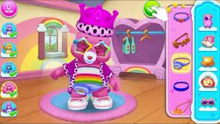 Fun Care Bears Music Band | Makeover Dress Up Game for Kids Gameplay
