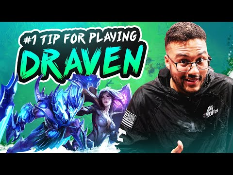 THE *NUMBER 1* TIP FOR PLAYING DRAVEN..   APHROMOO
