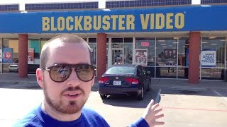 Touring the Last Surviving Blockbuster Video