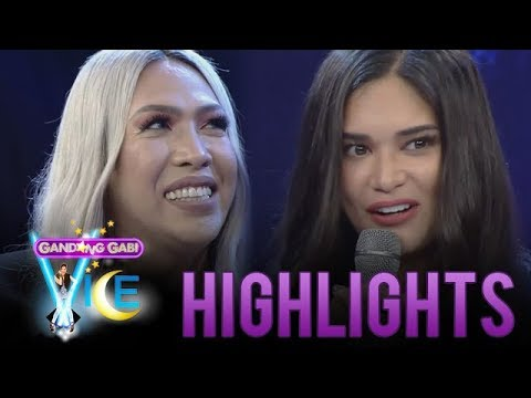 GGV: Pia Wurtzbach thanks Vice Ganda for being her fairy godmother