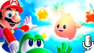 ✪ SUPER MARIO GALAXY 2 ✪ | Parte 3: ¡El primer DESTELLO GLOTÓN! [FULL HD|60fps]