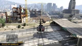 GTA 5: Прохождение - Миссия 73 - Огромный куш (очевидно)