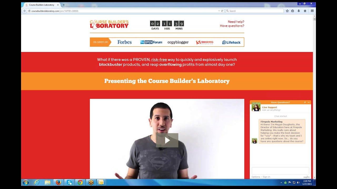 Danny Iny – Course Builder's Laboratory