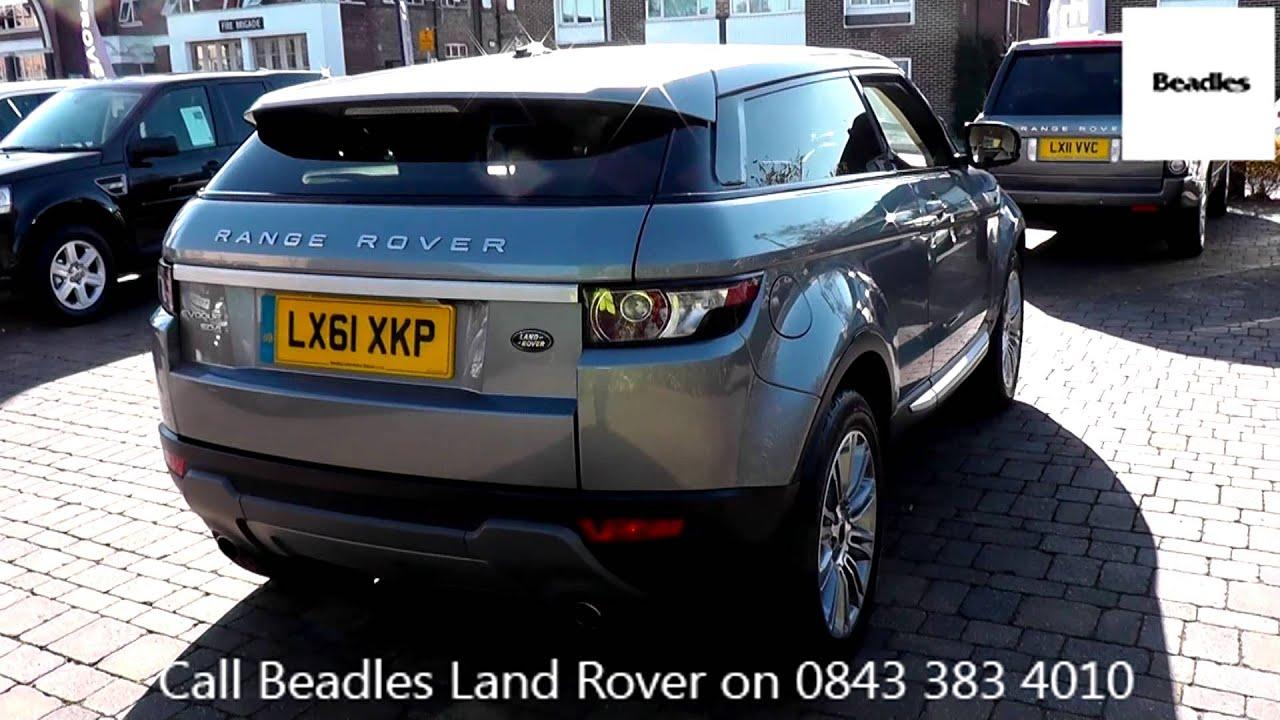 beadles orkney grey 2011 land rover range rover evoque. Black Bedroom Furniture Sets. Home Design Ideas