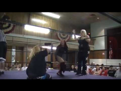 UCW Rebecca Payne vs. Stacy Hunter w/Nikki Nichols Video