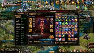Legend online Evento de Gemas / Maryland lvl 48 #13