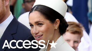 Meghan Markle Has Her Sights Set On A Home Birth, Just Like Queen Elizabeth Did!