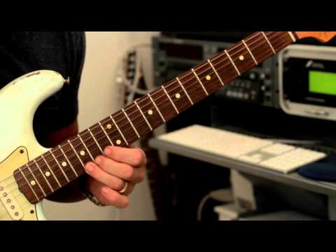 Eric Johnson tone quest - Cliffs of Dover solo by Rick Graham