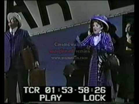 Titanic - Broadway Press Reel - Opening