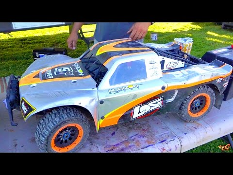 BiG DiRTY 2016 - PT 1: TRUCK Review & Interviews 1/5 Scale Offroad Racing Event   RC ADVENTURES