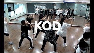 MIND DANCE (마인드댄스) 얼반(Urban)힙합 입시 6:30 Class | J.Cole - KOD | 주양석 T