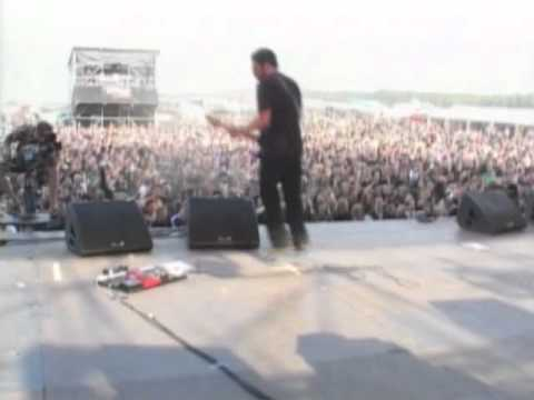 PRONG SNAP YOUR FINGERS SNAP YOUR NECK LIVE HULTSFRED FESTIVAL 2003