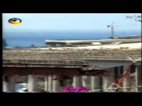 Implosao do Hotel Atlantis Madeira  28.03.2000