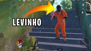 LEVINHO BROKE OUT OF PRISON | MADMAN | PUBG MOBILE
