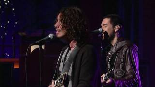 Chris Cornell - Long Gone HD (Late Show with David Letterman 2009)