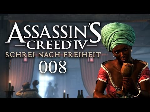 ASSASSIN'S CREED 4: SCHREI NACH FREIHEIT #008 - Godin im Visier [HD+] | Let's Play AC 4