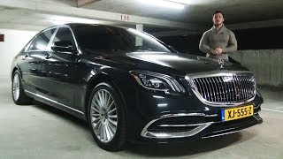 2019 Mercedes S Class S560 Maybach - NEW Full Review LONG + Interior Exterior Infotainment
